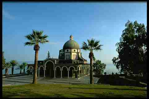 Chapel of the Mount of Beatitudes