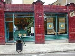 Street Hawker Maida Vale
