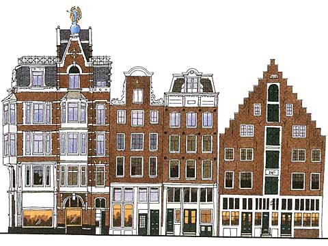 Casa di david amsterdam epicurienne for Casa amsterdam