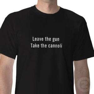 Cannoli tee