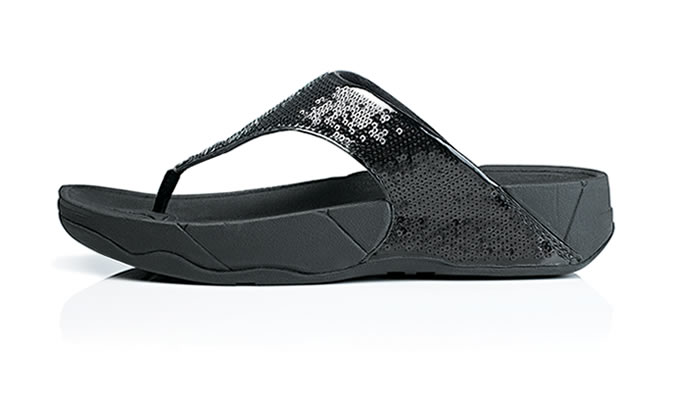 b75169586 Fitflop Electra Black 8