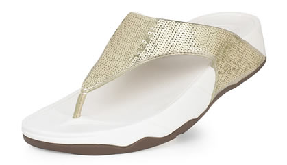 Fit Flop Electra Gold