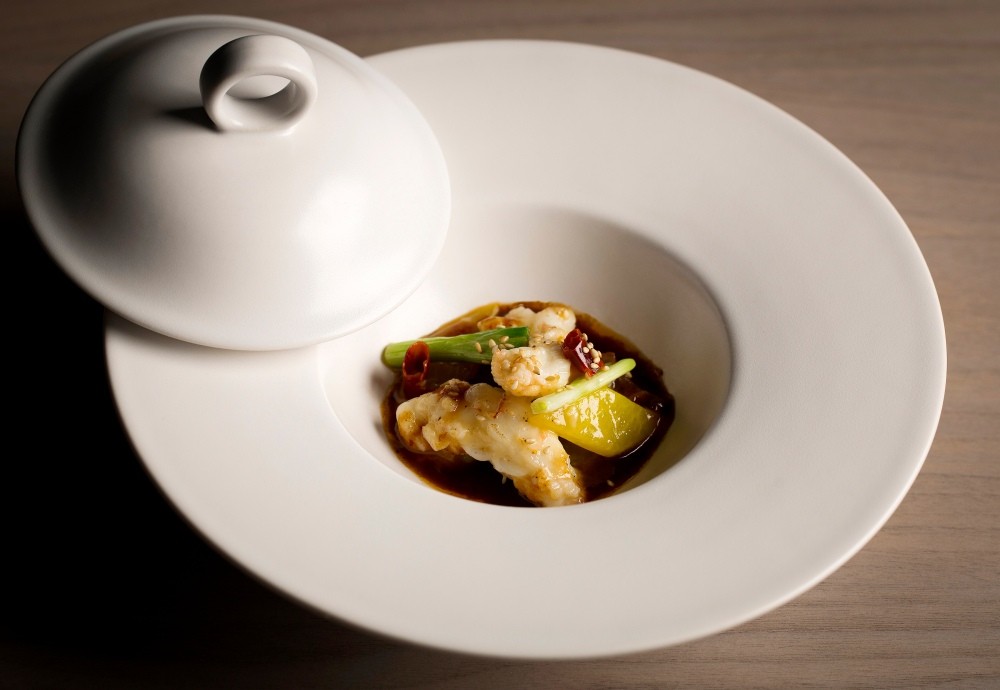 hkk hakkasan dishes